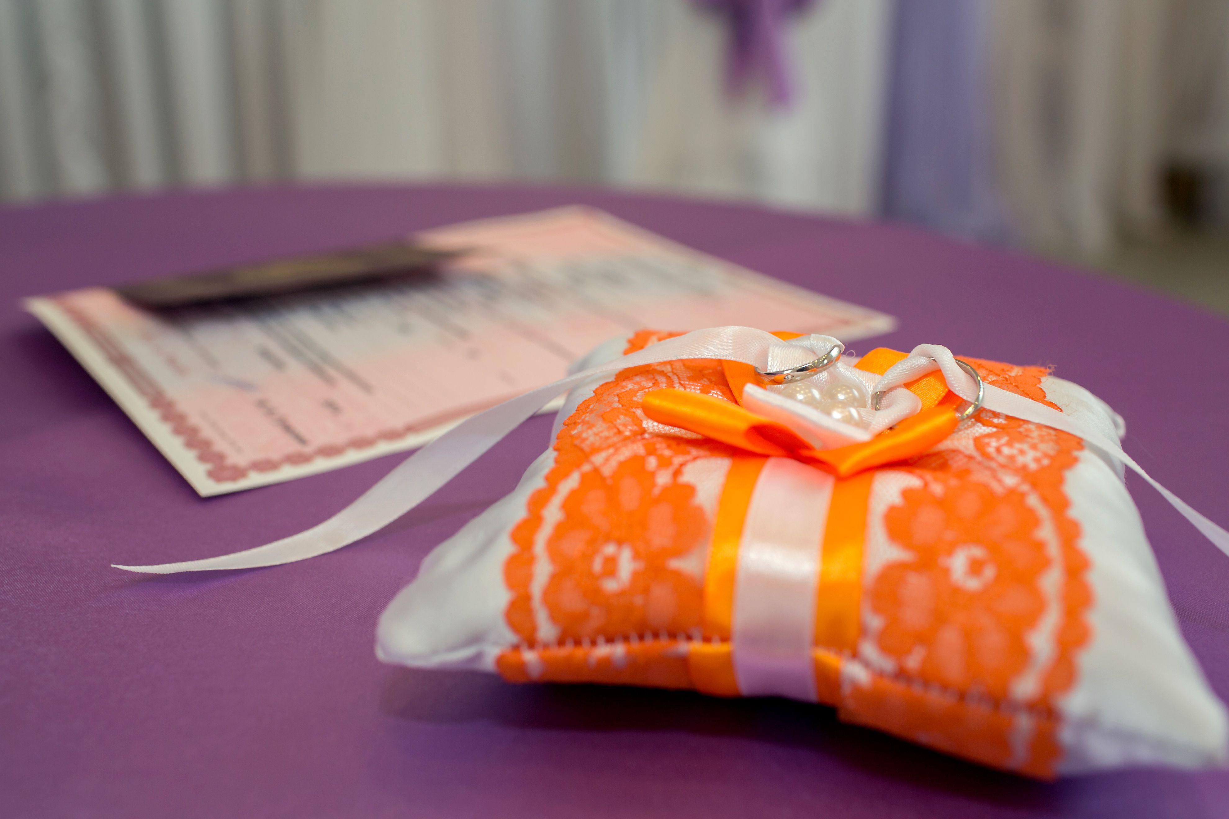 очаг ленты свадебный набор подушечка кружево свадьба аксессуары бутылки свадебныйнабор колец для свечи