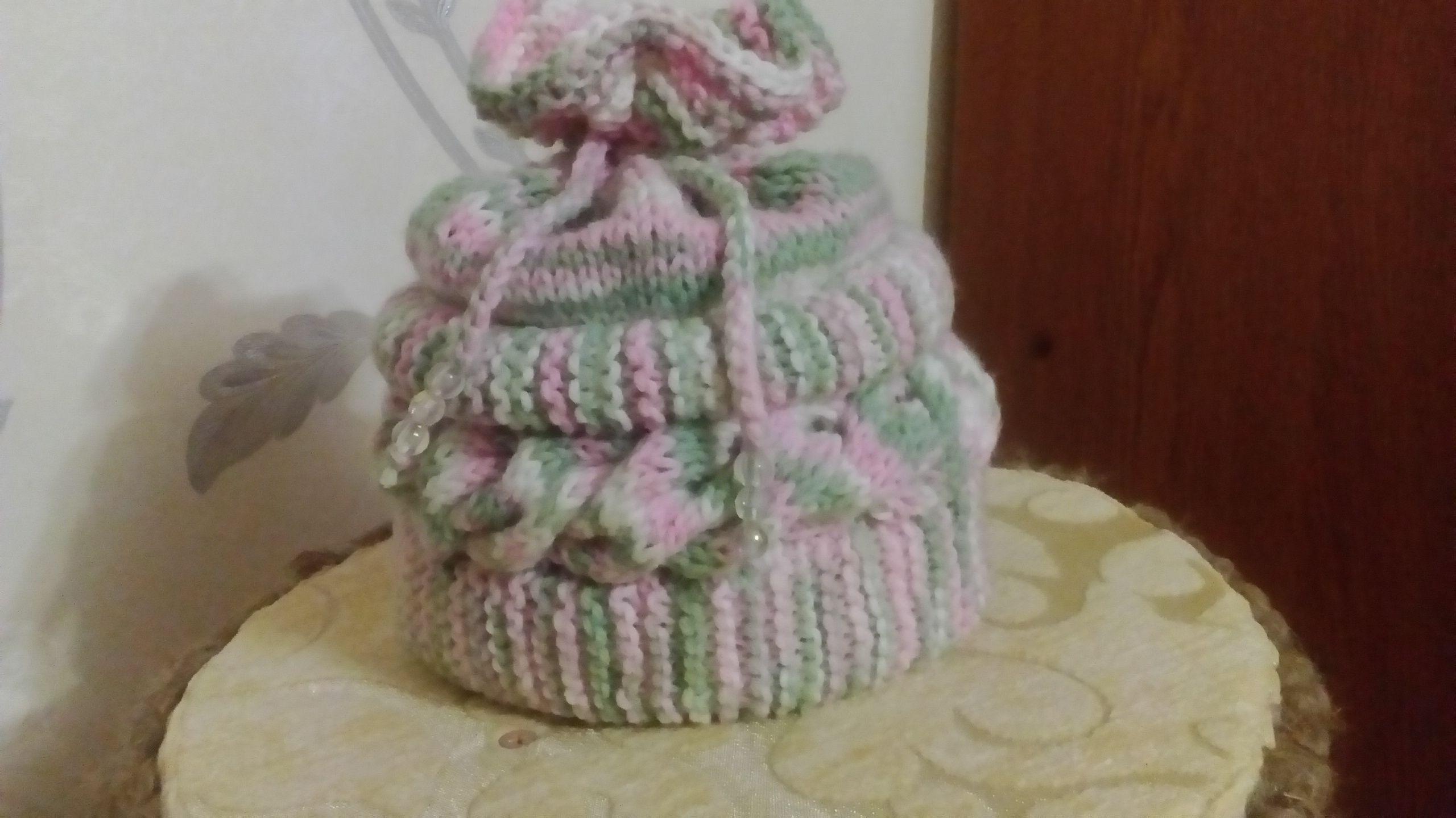 новорожденных. девочки шапка для шапочка