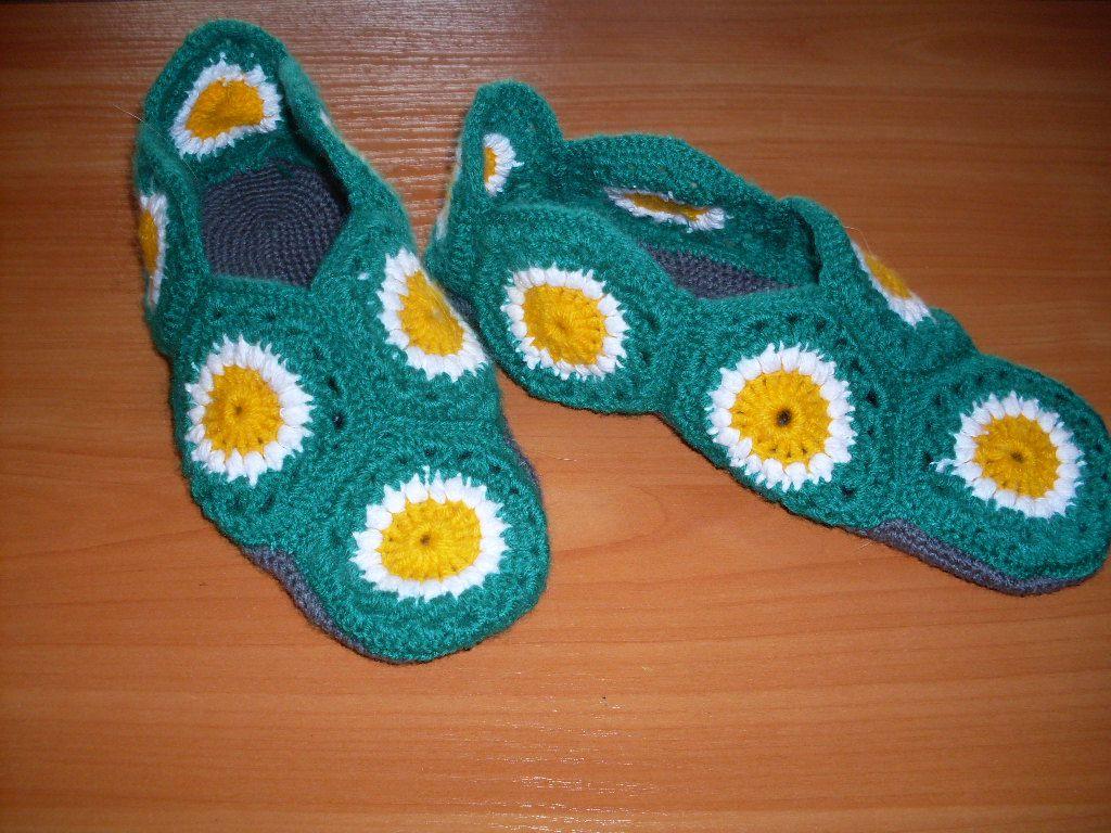 домашние тапочки обувь домашняя вязаные