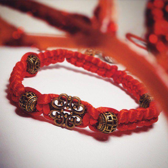 подарок браслет работа талисман оберег ручная украшение handmade