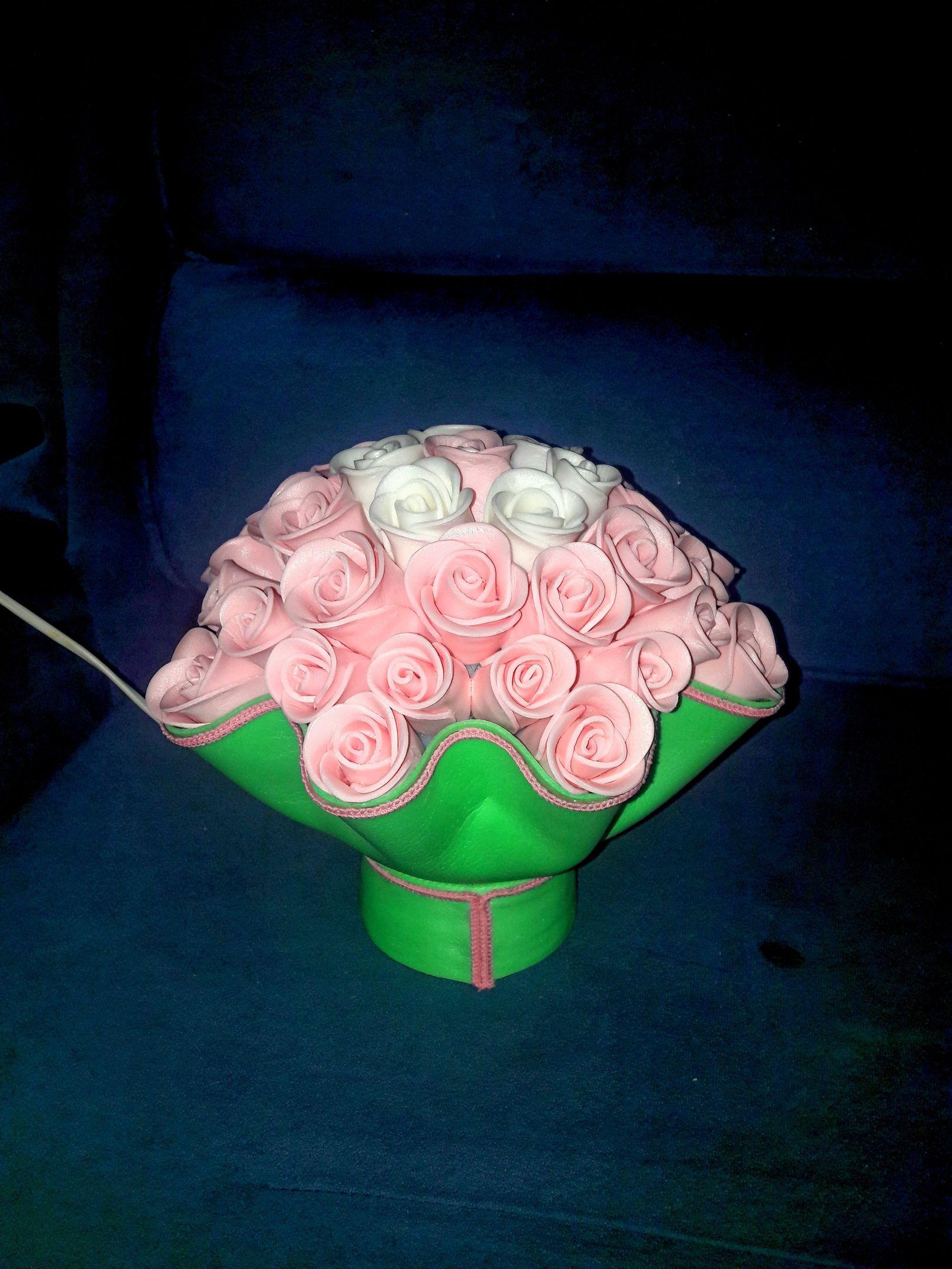роз букетик