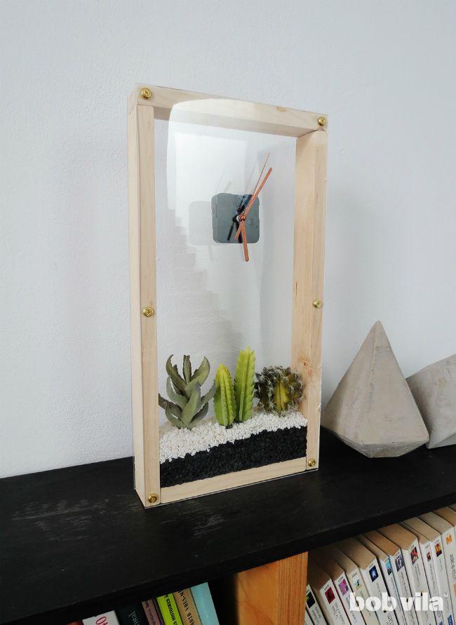 часы мастеркласс декор декора поделки с руками своими элементами