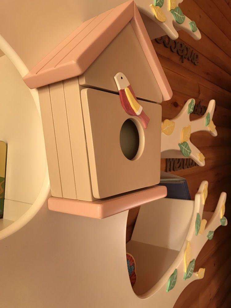 детская мебель заказ детям стеллаж дерево интерьер дети