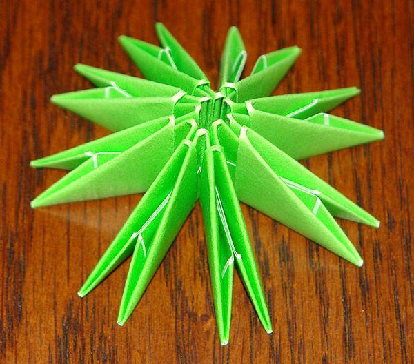 Модульное оригами 2