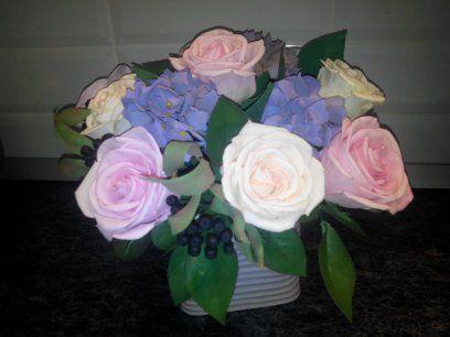 фоамирана из флористика цветы