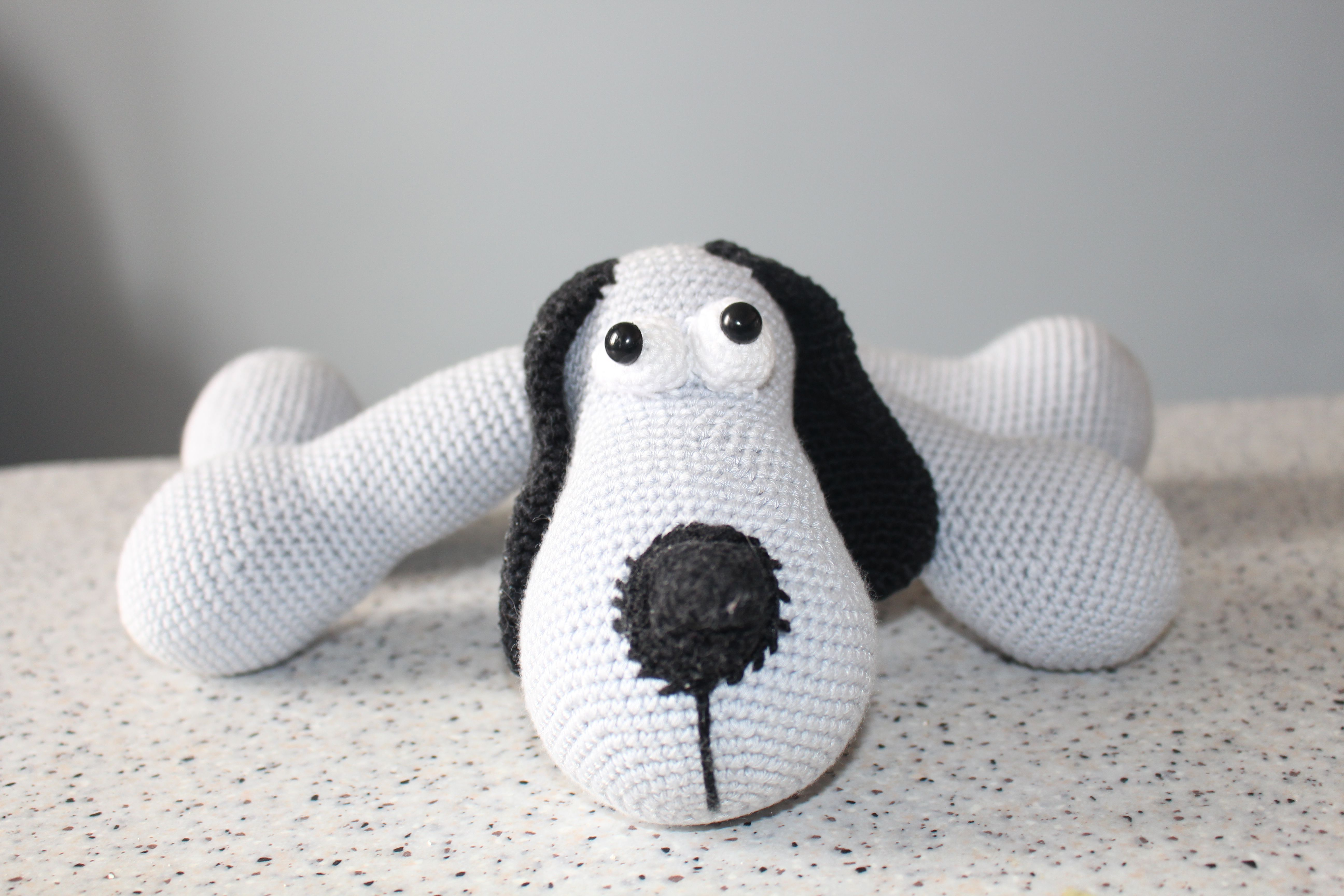 ручная нитки работа игрушка вязание