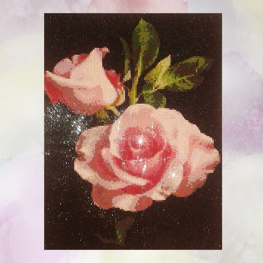 стразы интерьера подарок картина случай работа ручная для дома мозаика акриловые купить цветы любой