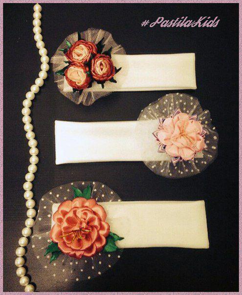 голову подарок на цветок повязка красиваявещь красота своимируками
