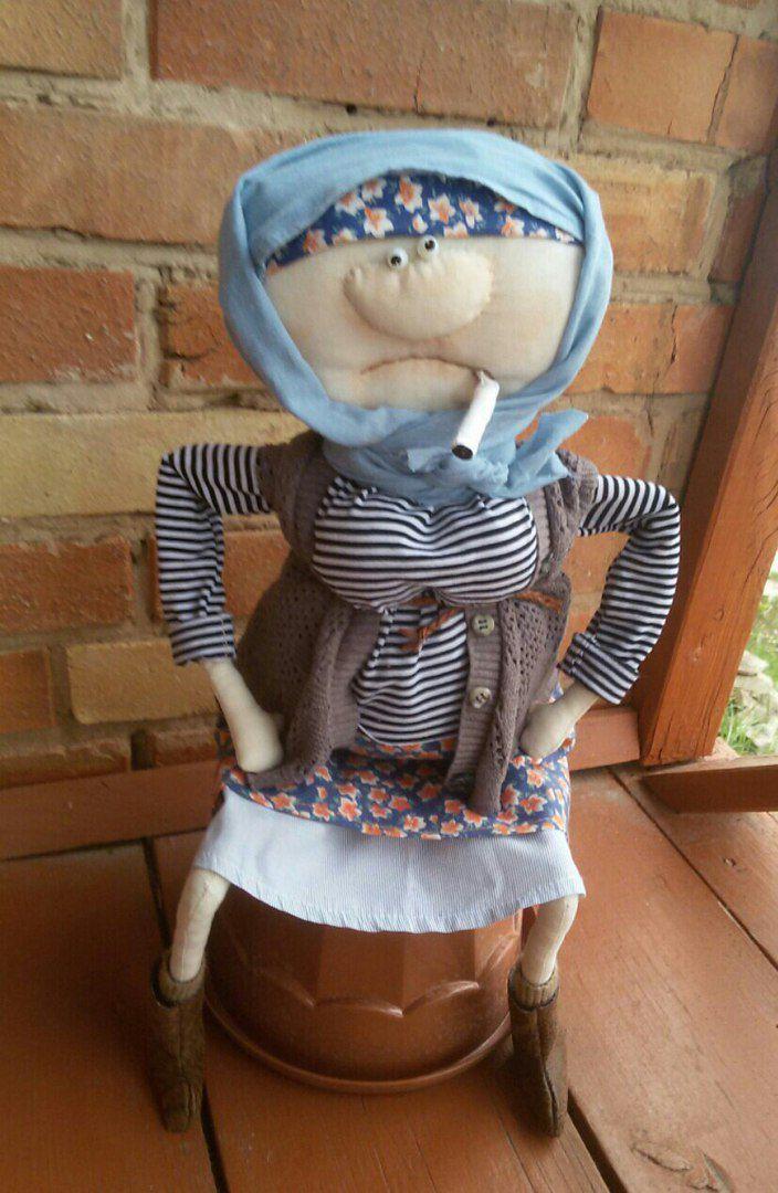 подарок кукла прикол бабуся сувенир