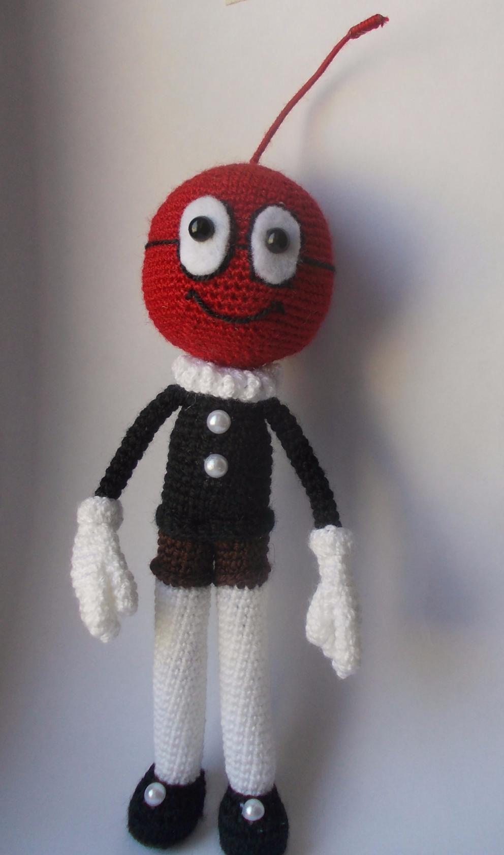 игрушка амигуруми мультфильм персонаж детям сказка подарок