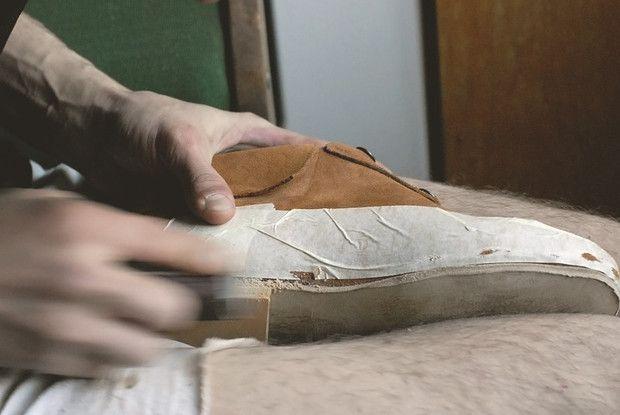 Обувь своими руками 36