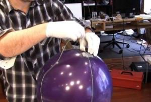 мастеркласс хендмейд декор интерьер своимируками сделайсам дизайн идея креатив декоративныйшар украсьсвойдом изниток шар