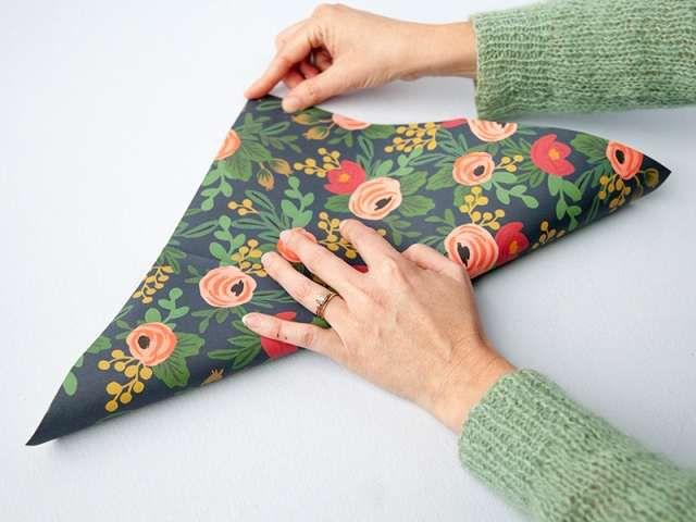 Как сделать подарочную коробку своими руками 6