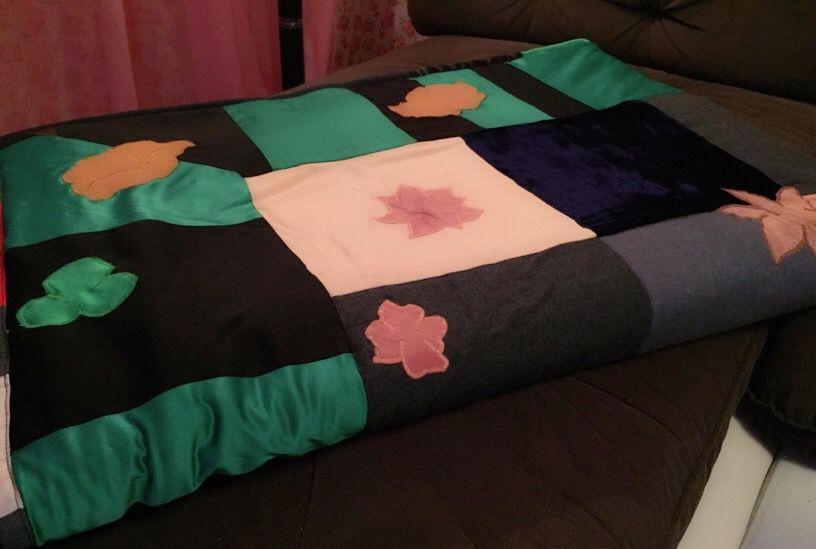красота одеяло интерьер синтепон шитье покрывало