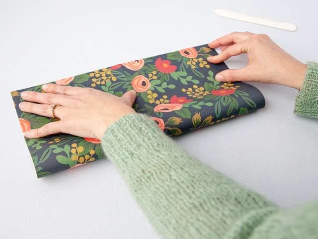 Как сделать подарочную коробку своими руками 5