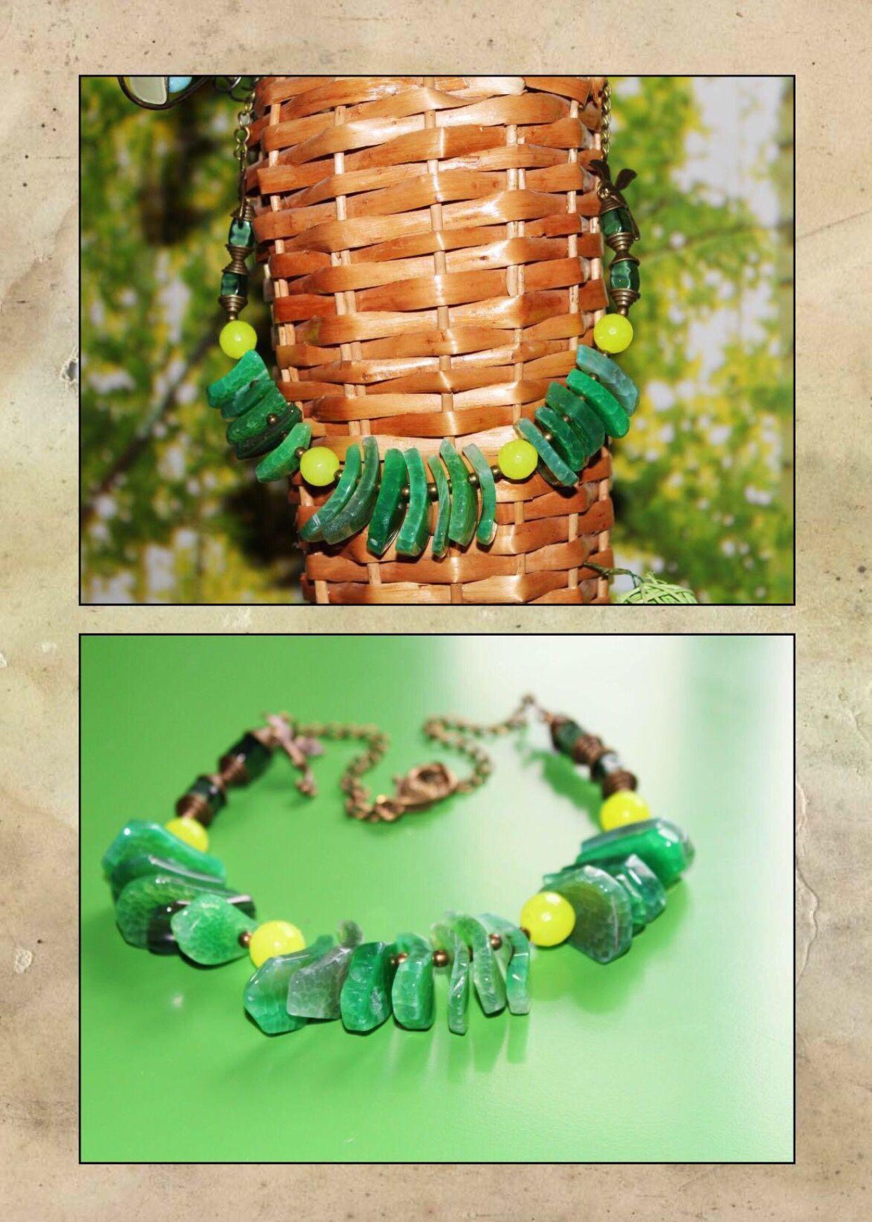 стильно украшения подарки handmade агат ручнаяработа натуральныекамни ярко