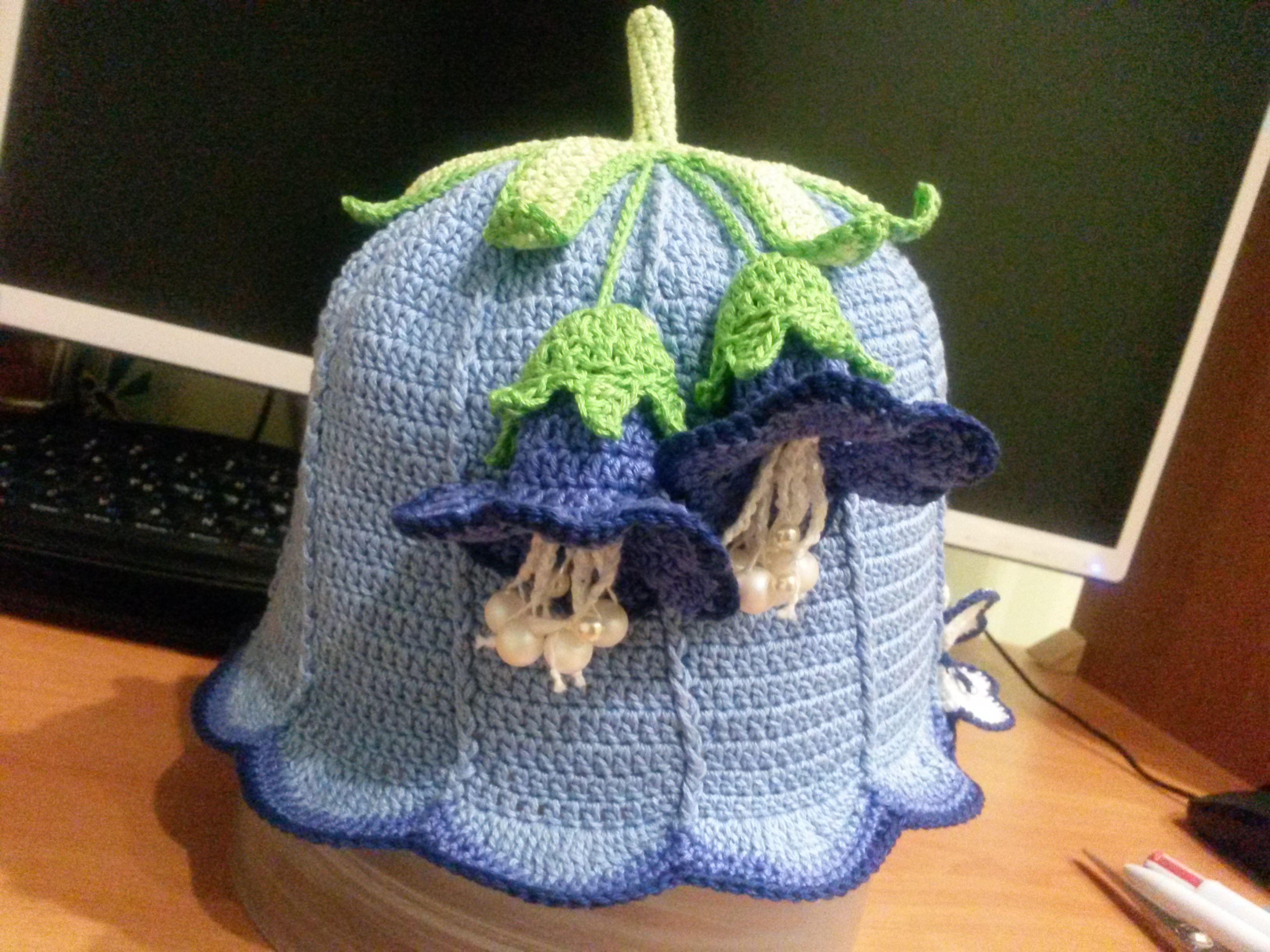шапочки на лето