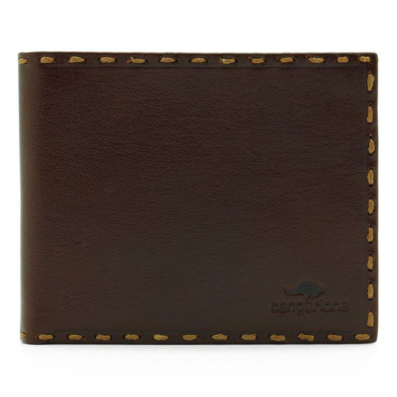 кожаное мужское портмоне handmade
