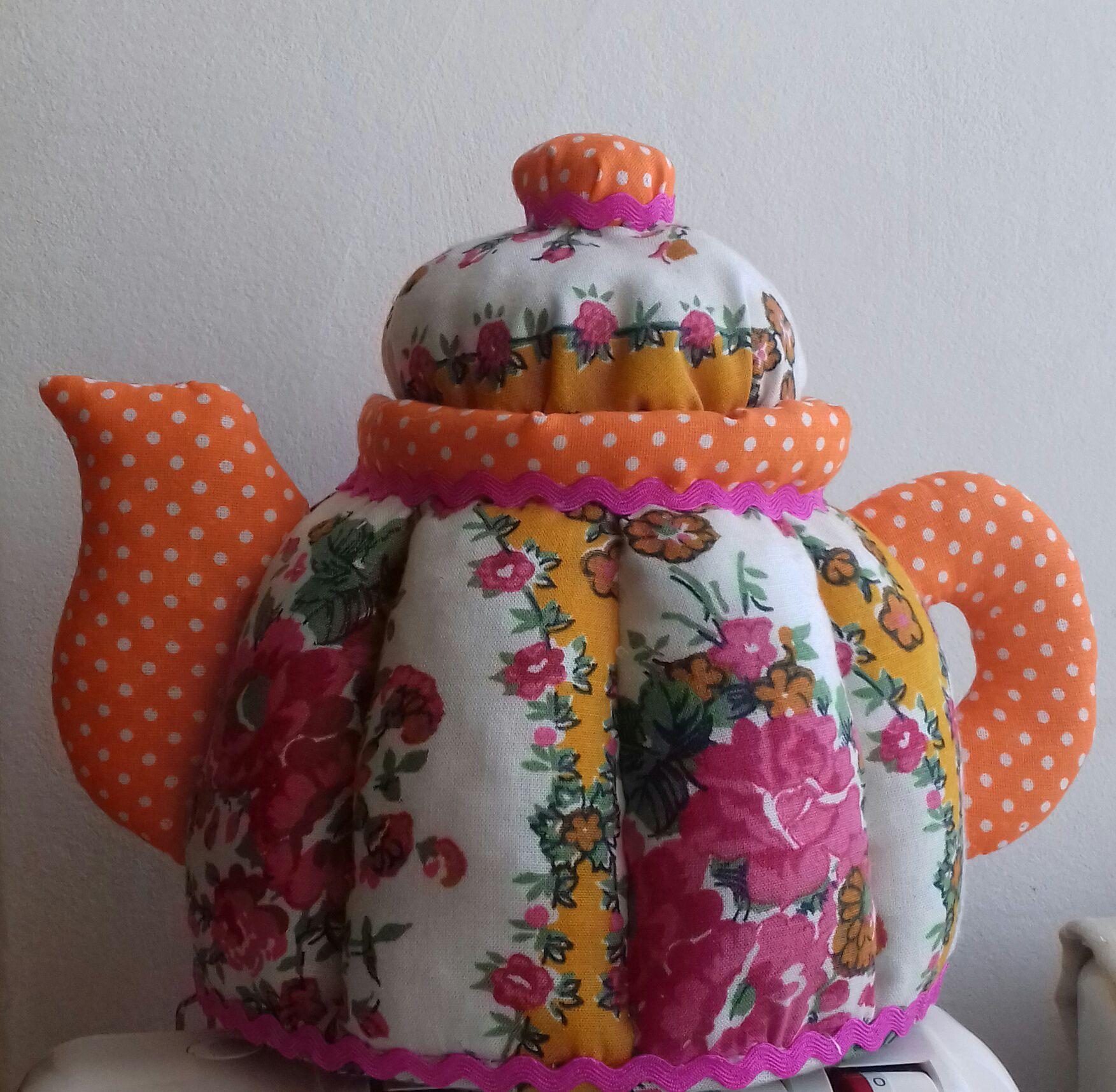 Текстильные чайники своими руками 1191