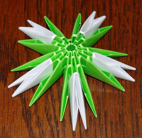 Модульное оригами 4