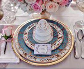 Свадебная посуда