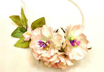 Цветочный ободое