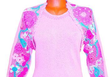 """Платье """"Розовый букет"""""""
