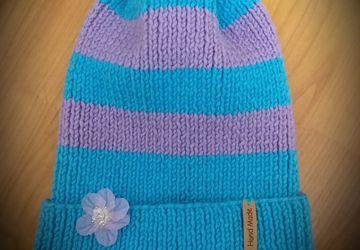 Тёплые шапочки для всех