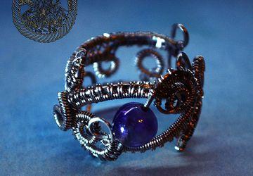 Кольцо ночного ткача