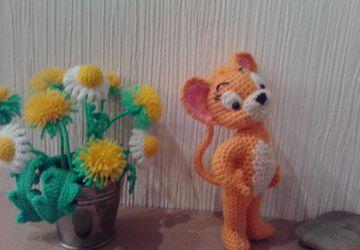 """Мышонок Джерри из """"Том и Джерри"""""""
