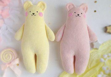 Мягкие игрушки Мишки Фредди и Френни