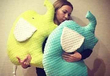 Подушка слон
