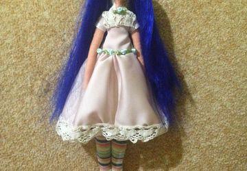 Кукла по типу Тильда