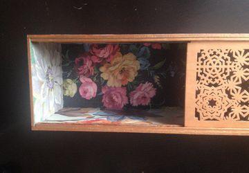 Коробка подарочная под вино