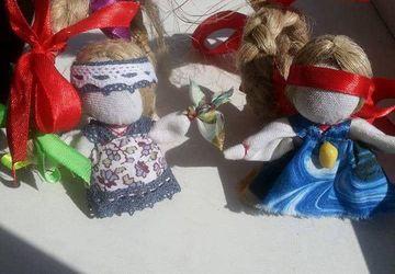 Куколка на Счастье: мастер-класс по созданию оберега своими рука