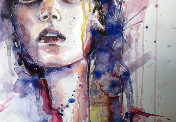 #WATERCOLOR PAINTING