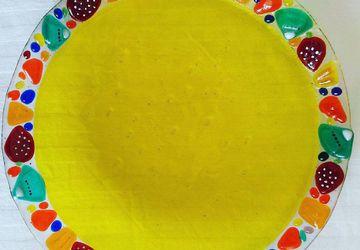 Фруктовая тарелочка