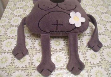 подушка-игрушка кот Кись