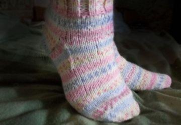 Пастельные носочки