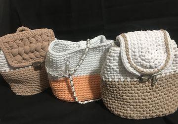 Летние рюкзачки и сумки