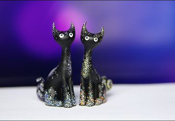 Полуночные кошки