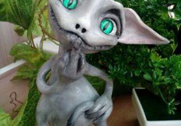 скромный кот
