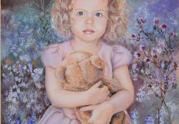 Портрет детский