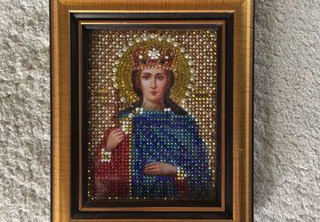 Икона Святой Екатерины Александрийской