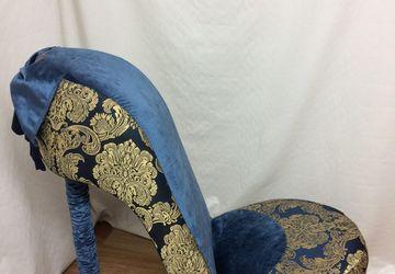 Кресло каблучок (стул каблук)