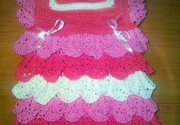 платье для девочки от 0 до 6