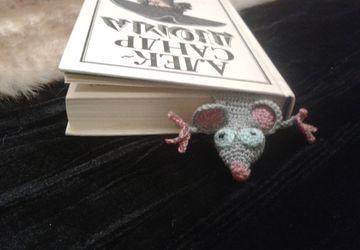 Закладка-крыса