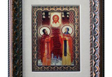 Икона Петра и Феврони