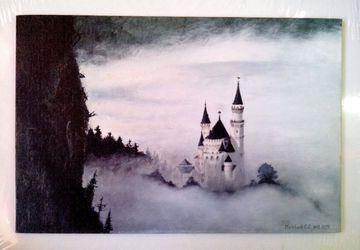 Замок в тумане.