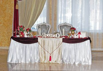 оформление свадеб, событий